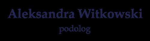 Aleksandra Witkowski Podolog